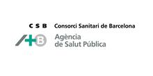 Logo Agència de Salut Pública de Barcelona
