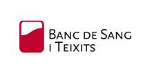 Logo Banc de Sang i Teixits