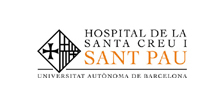logo hospital de sant pau