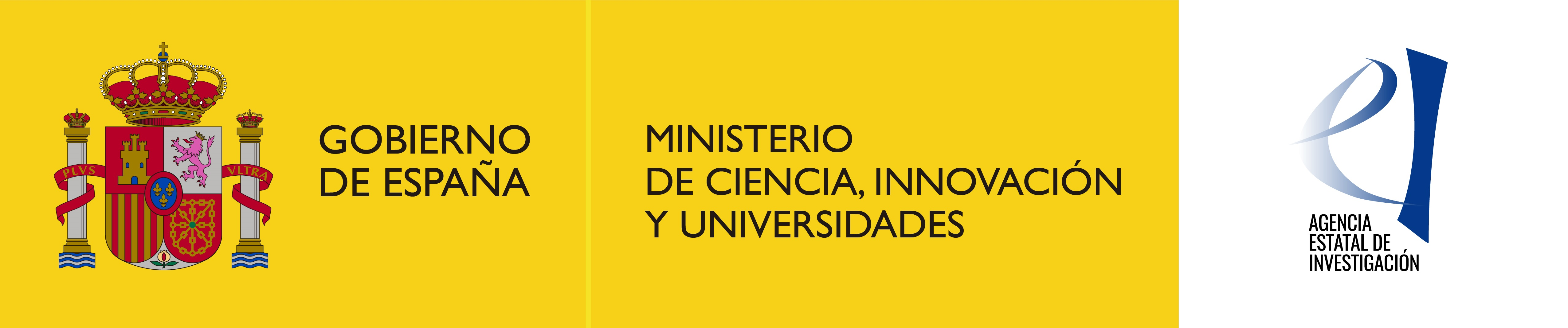 logo ciencia innovación MCIU_Gob_AEI