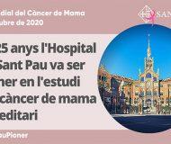 25 anys càncer hereditari